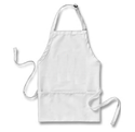 Cotton White Chef Aprons