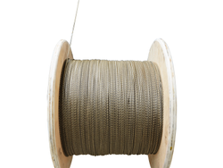 Copper Fiber Glass Wires