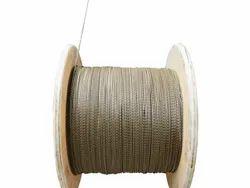 Copper Fiber Glass Wires