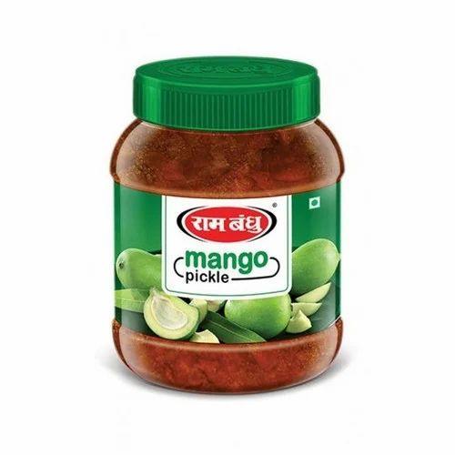 Rambandu Mango Pickle