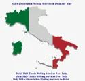 Italy Thesis Writing Services