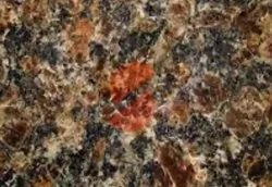 Polished Block Autumn Brown Granite, Flooring, Thickness: 15-20 mm