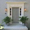 Exterior Decorative PVC Door