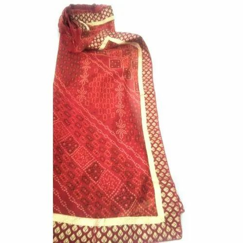 Base Cotton Ladies Jaipuri Saree, 6.3 m (with blouse piece), Box