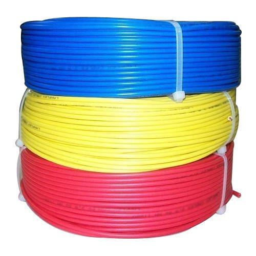 PVC Electric Cable, 1100 V, Packaging Type: Roll