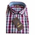 Corbett Mens Full Sleeves Formal Shirt, Size: S To Xxl