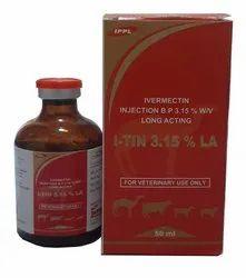Ivermectin Injection Long Acting B.P. 3.15%