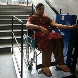 Motorised Wheelchair Stair Lift