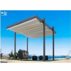 Tensile Retractable Canopy