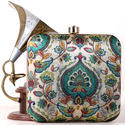 Ethnic Ladies Clutch Bag