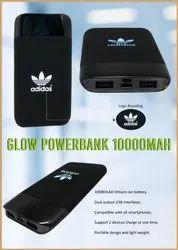 Glow power bank 10000 mAH