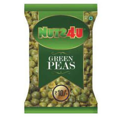 Nuts 4 U 50 g Green Peas, Packaging: Packet