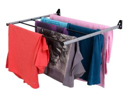 Montaggio 100 Wall Mounted Cloth Drying Stand