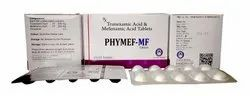 Tranexamic Acid And Mefenamic Acid Tablets - Phymef-Mf