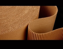 Corrugated Packaging Material