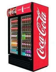Coca Cola Cold Soft Drinks Fridge