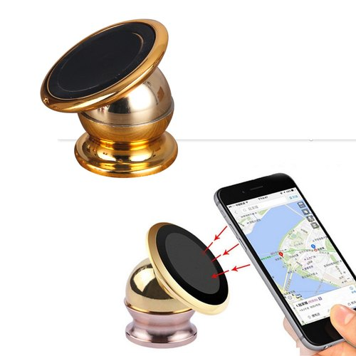 Magnetic Cell Phone Mount >> Universal 360 Degree Rotate Magnetic Car Phone Mount Stand Swivels Socket New