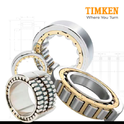 Timken Stainless Steel Cylindrical Roller Bearings