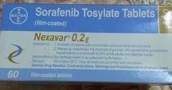 Nexavar Sorafenib Tablet