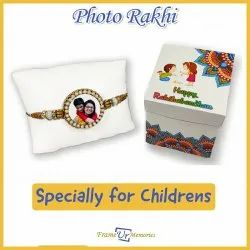 Photo Kids Rakhi