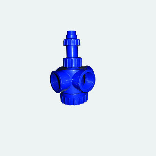 "Gray Aluminium Cooling Tower Sprinkler, Size/Dimensions: 2"" to 6"""