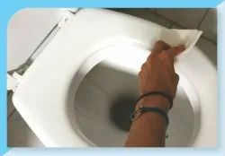 Wipes (Wet Toilet Seat Sanitizing )