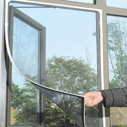 UPVC Mesh Window