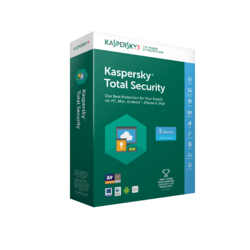Kaspersky Total Security Antivirus Software ( Best Antivirus For Pc Buy Online )