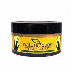 Nature Boon Unisex Herbal Body Butter, Packaging Size: 50g