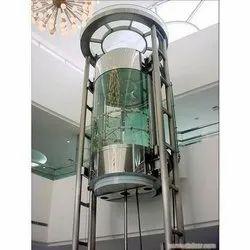 Passenger Hydraulic Lift