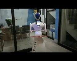 Sona Service Robot For Covid 19