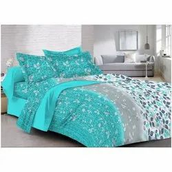 Orchid Double Bed Sheet