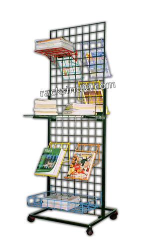 Display Stands Display Grid Stand For Books And