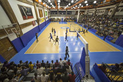 Indoor Sports and Gym Flooring