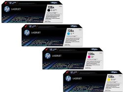 HP 320 a Toner Cartridges Cmyk Set