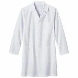 Namo Clothing Unisex White School Lab Coat, for Laboratory