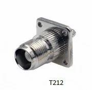 TNC  Crimp Type T212 Connectors