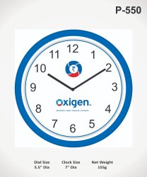 Promotional Wall Clock