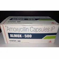 500 mg Amoxycillin Capsules