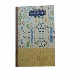 A4 Single Line School Writing Notebook