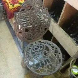 Metal Chairs CI