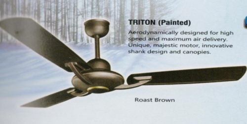 Premium fans stubby ceiling fan wholesaler from thane triton painted ceiling fans aloadofball Images