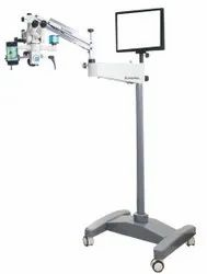 Tiltable Head Neurosurgery Operating Microscope