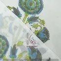 Multi Color Hand Block Print Floral Mugal Buta Print Cotton Fabric