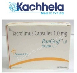 Immunosuppressive drugs - Pangraf 1 0 mg Exporter from Nagpur