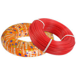 Red PVC Havells Life Guard FR-LSH Cables, 220V