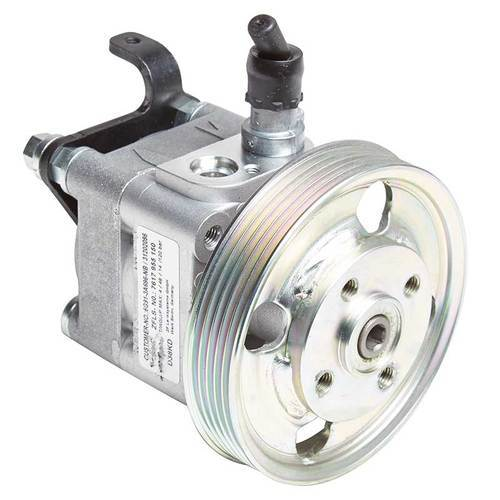 How Much Is A Power Steering Pump >> Recon Power Steering Vane Pump
