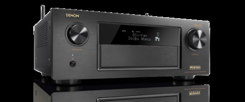 AVR- X4400H Denon AV Receiver | Symphony 440 Design Group