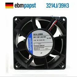 Ebmpapst Cooling Fan 3214J/38HU 24VDC 1.24A 30Watt