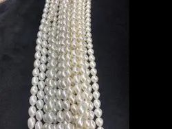 Drop shape Freshwater pearl